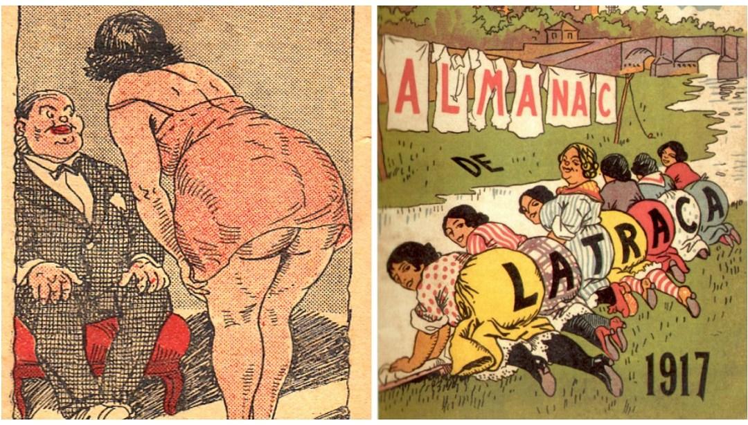 """La exposición de la """"Revista La Traca. La transgresión como norma"""", revive su historia en La Nau"""