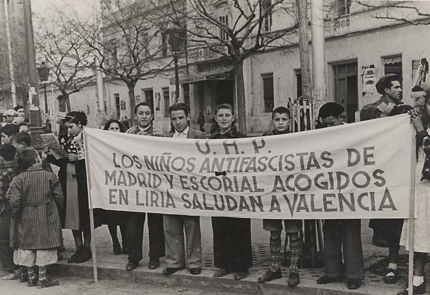 Valencia fue capital de la República, del antifascismo y de la intelectualidad universal