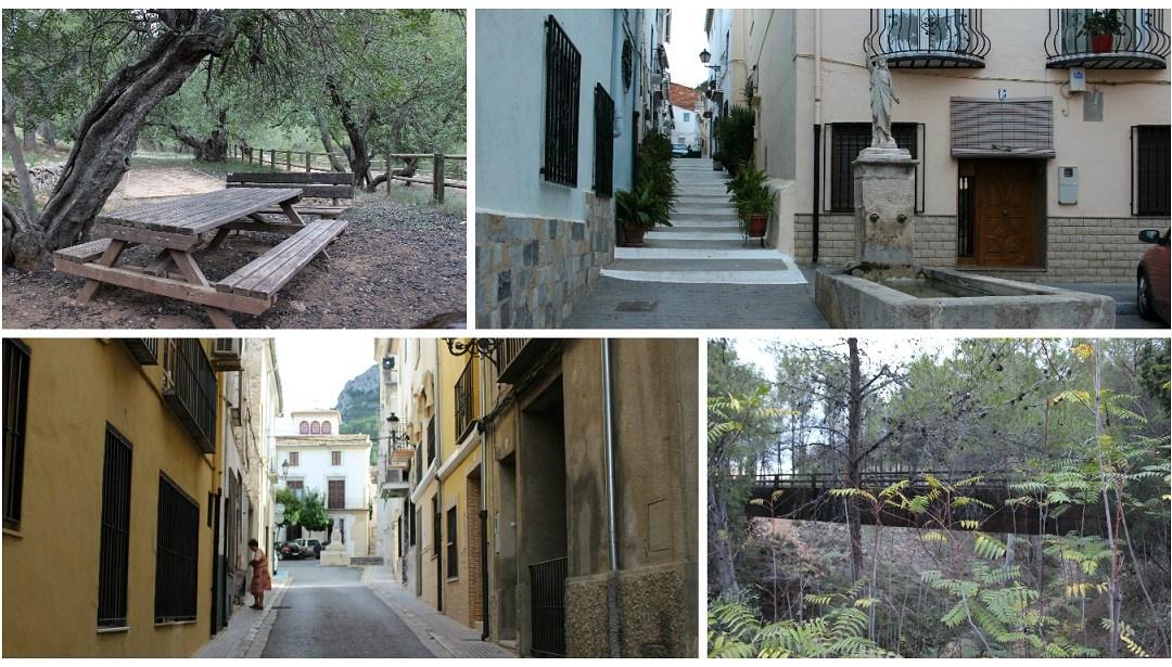 Recorriendo pueblos de Valencia con encanto: Vallada