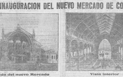El Mercado de Colón cumple 100 años