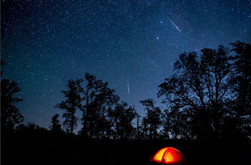 La lluvia de estrellas de las Delta Acuáridas iluminará la madrugada del sábado al domingo