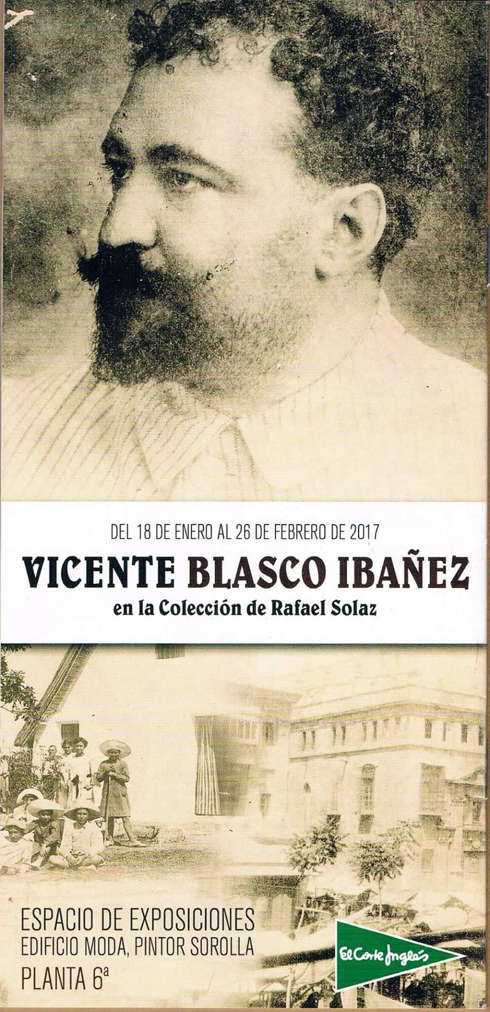 Exposición Blasco Ibáñez Rafael Solaz