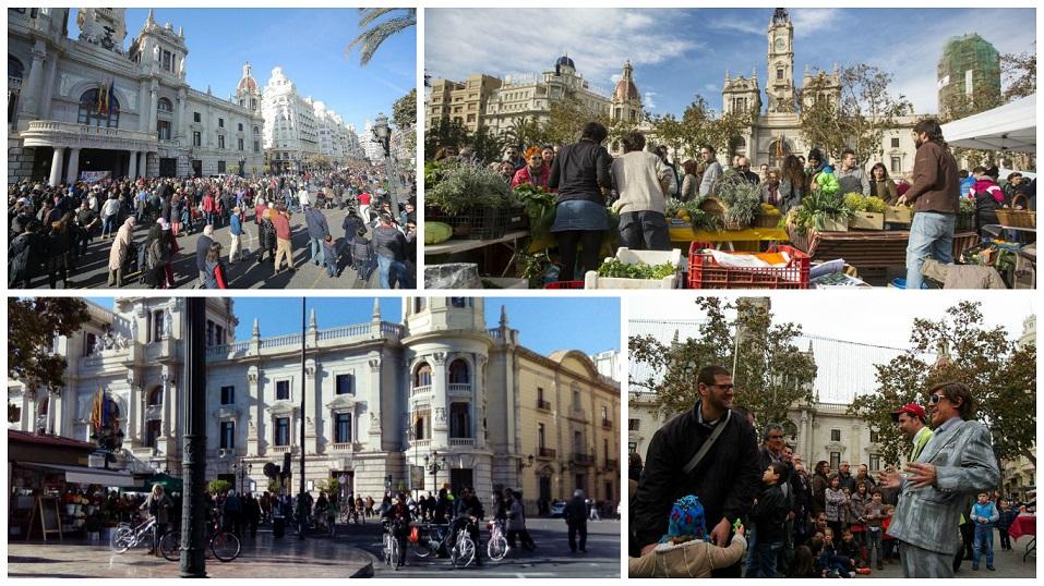 Gran mercado agrícola, actividades, talleres y música el domingo 29 en la plaza del Ayuntamiento