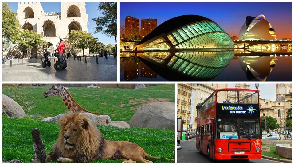 Entradas, alquileres y experiencias en Valencia