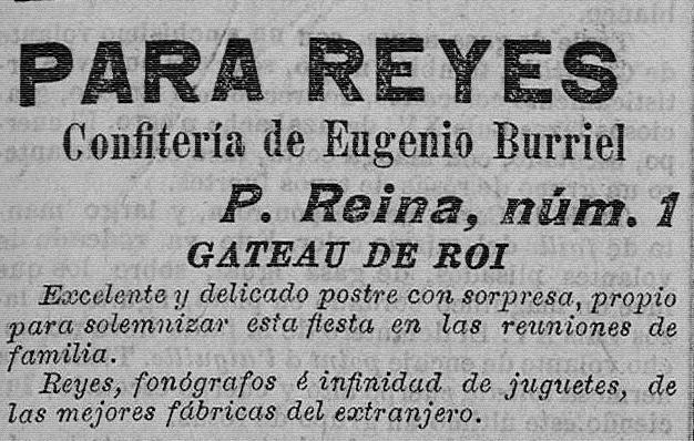 Las Provincias, 5 de enero de 1906.