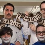 Los Viejóvenes Joaquín Reyes y Ernesto Sevilla vuelven a Valencia
