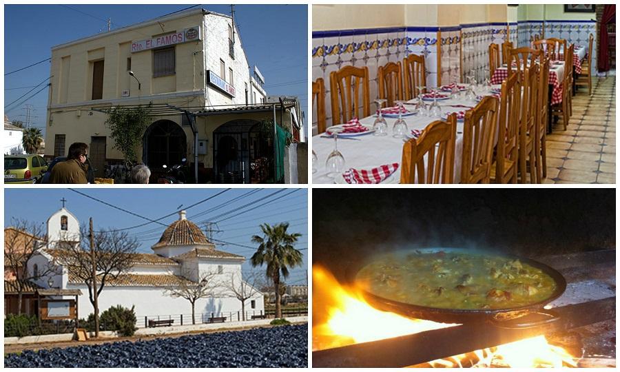 Los mejores restaurantes para comer una buena paella en valencia - Restaurante casa de valencia ...