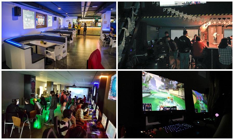 Vamos a jugar a un juego: los mejores bares de videojuegos de Valencia