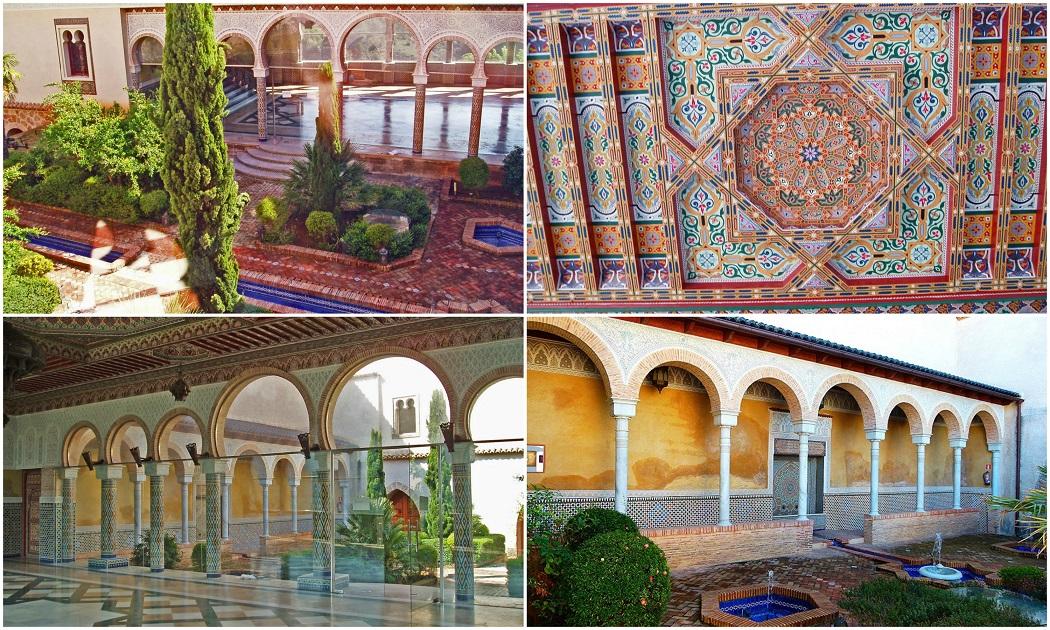 En Palacio de los Condes de Cervellón de Anna: la pequeña Alhambra valenciana