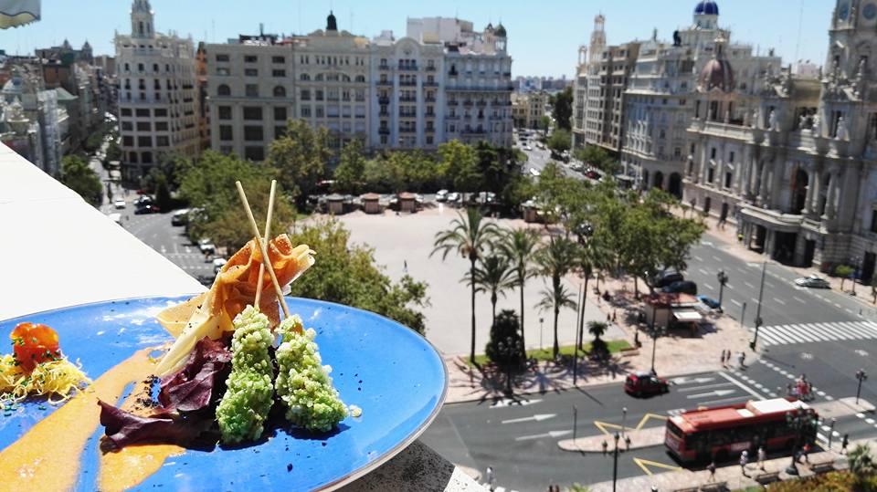 Valencia desde las alturas las terrazas ms bonitas de la ciudad