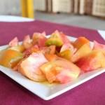 La VI Feria del Tomate de El Perelló será el 2, 3 y 4 de junio de 2017