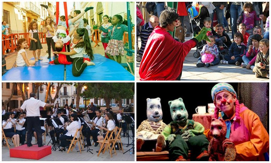 """56 actividades GRATUITAS del 6 de mayo al 10 de junio con """"Cultura als Pobles de Valencia"""""""