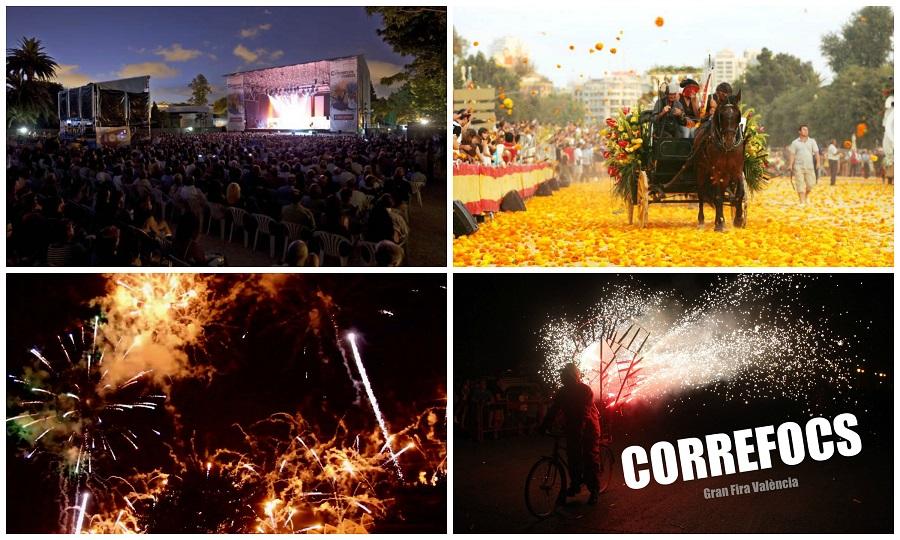 Gran Fira de Valencia 2017 – Feria de Julio 2017 Valencia