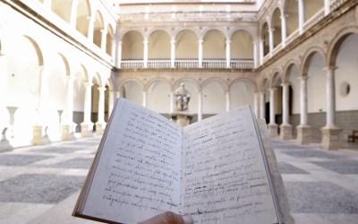 ¿Sabías que la última obra de Santo Tomás Moro, patrono de los políticos, se conserva en Valencia?