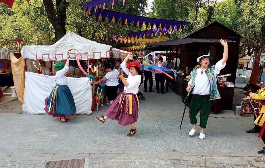 Mercados medievales y ferias de artesanía en la Comunidad Valenciana en agosto de 2017