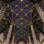 ¿Sabías que la bóveda de la Lonja de Valencia tuvo originalmente un precioso cielo estrellado?