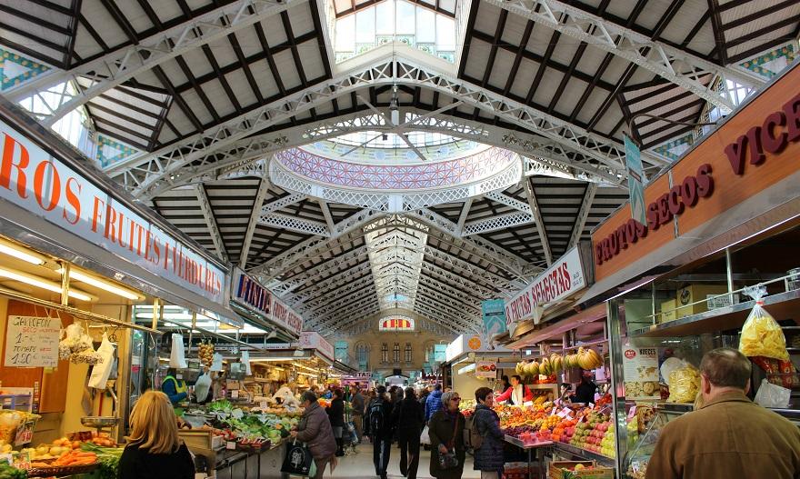 14 mercados de Valencia ofrecerán una noche gastronómica y cultural el 16 de septiembre
