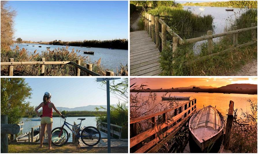 La Laguna del Estany: la joya medioambiental de Cullera