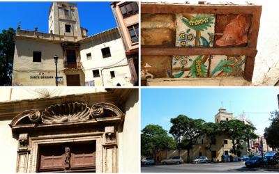 La Alquería de Julià, y su maravilloso jardín histórico, en ruinas