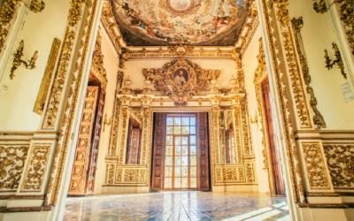 El Pavimento de los Cuatro Elementos: la mejor obra de azulejería de todos los tiempos