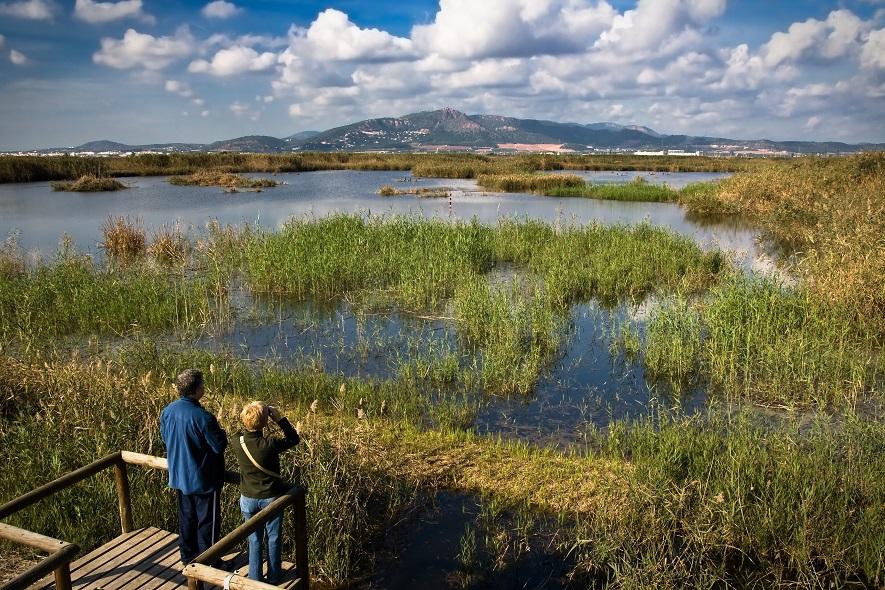 Visitas guiadas GRATUITAS y paseo en bici a la playa por la Marjal dels Moros en noviembre
