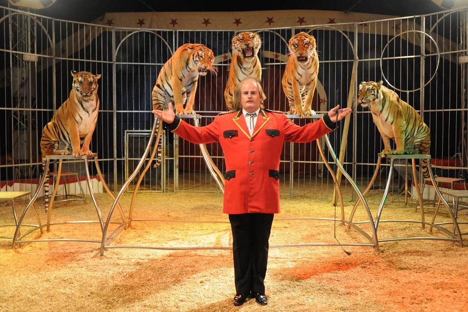 Alfafar acoge desde el sábado el único circo de toda la Comunidad Valenciana con animales