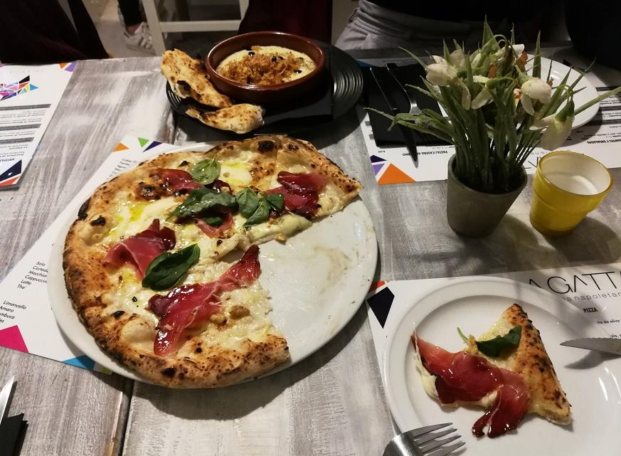 Pizzeria La Gatta: el lugar donde comer la mejor pizza napolitana de toda Valencia
