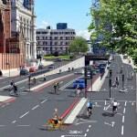 Valencia construirá la primera autopista para bicicletas de España