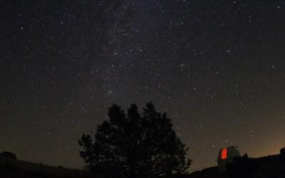Aras de los Olmos o el placer de disfrutar del mejor lugar de España para ver las estrellas