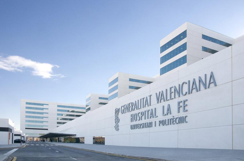 El hospital la fe de valencia entre los mejores hospitales de espa a - Hospital nueva fe valencia ...
