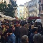 Regresa el mercado tradicional de San Blas al barrio de Ruzafa del 2 al 4 de febrero de 2018