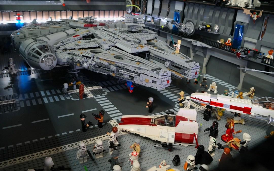 Más de 250.000 piezas de Lego llegan este fin de semana a una gran exposición GRATUITA