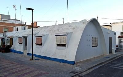 Las curiosas casitas del Grupo Residencial Marqués de Valterra de El Perellonet