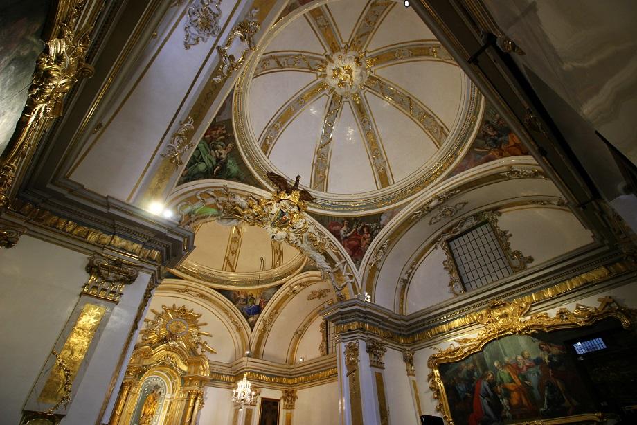 La Capilla de la Comunión de San Nicolás recobra todo su esplendor gracias a una restauración