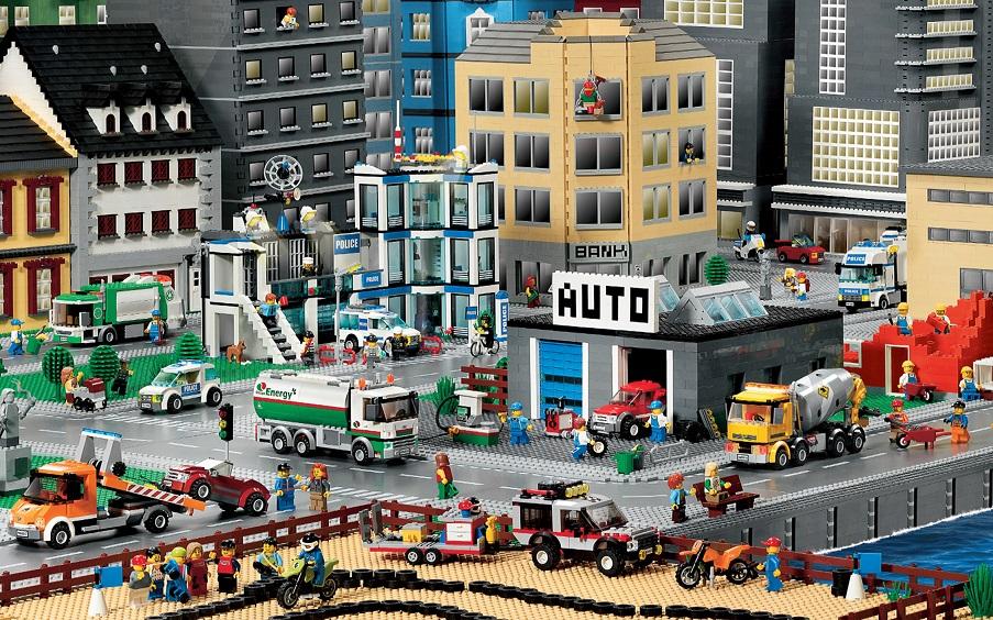 En febrero llega una gran exposición GRATUITA con más de 100.000 piezas de Lego