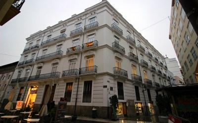 El desaparecido Palacio de la Inquisición de Valencia, sede de la Santa Inquisición en la ciudad