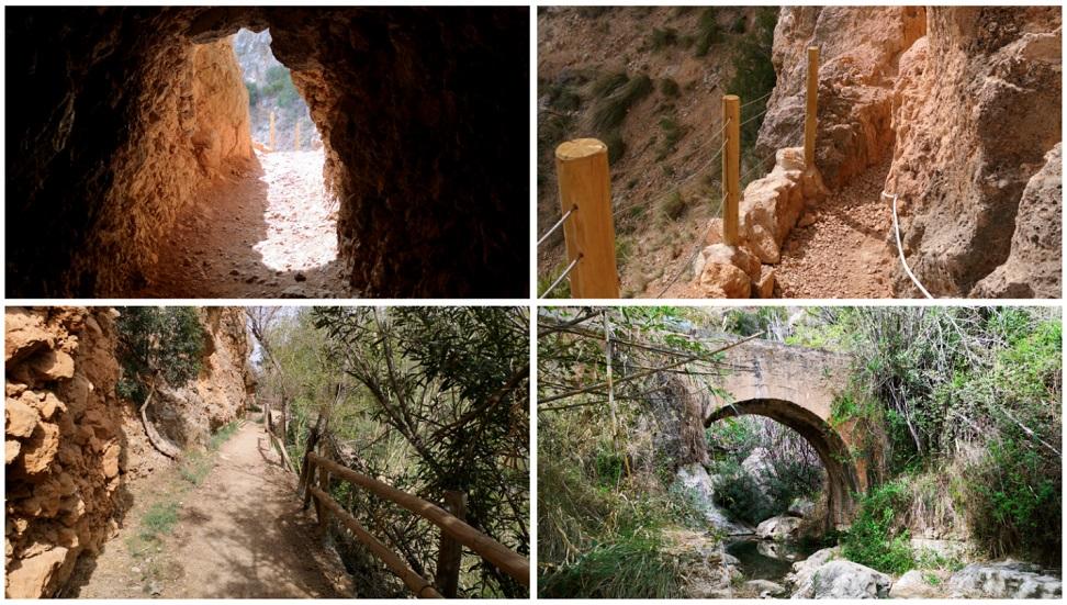 El Acueducto Romano de los Calicantos de Gestalgar