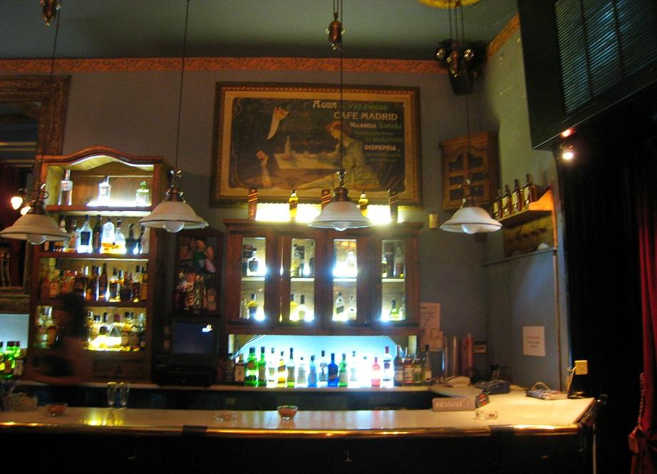 El Mítico Café Madrid Abre Sus Puertas