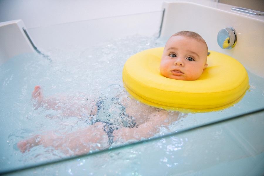 Llega a Valencia el primer spa para bebes de la Comunidad Valenciana