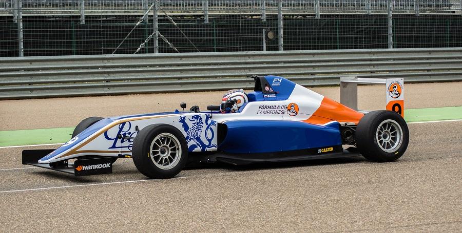 ENTRADA GRATUITA este fin de semana en el Circuit Ricardo Tormo con la Fórmula 4 y la Clio Cup