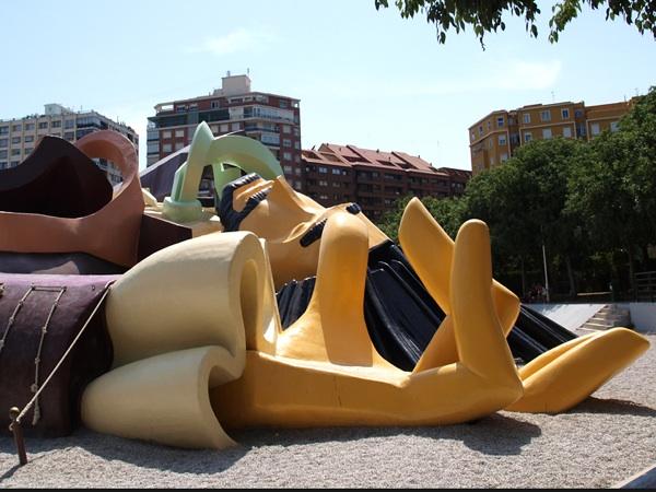 Guliverpark, Freizeitpark für Kinder in Valencia