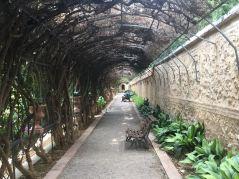Jardines de Montforte_Sitzbänke_Valencia_Insidertipp