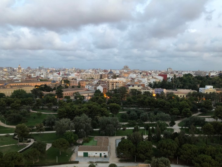 NH Hotel Terasse_Valencia
