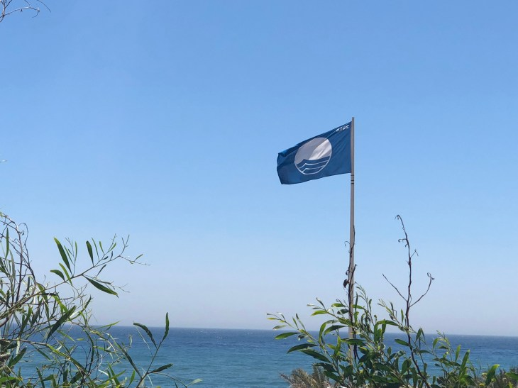 Blaue Flagge_Strände in Spanien