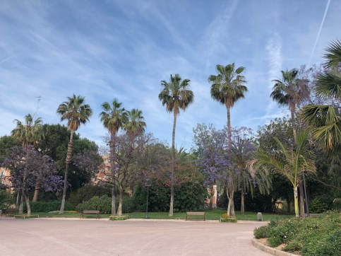 Benicalap_Valencia_Parkanlage 2