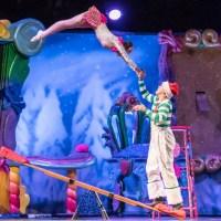 """Indoor-Zirkus """"Cirque du Soleil"""""""