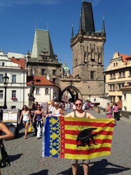 Legendarios por el Mundo - Praga