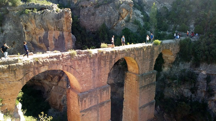 Top Ten Hikes of Alto Turia - Roman Aqueduct