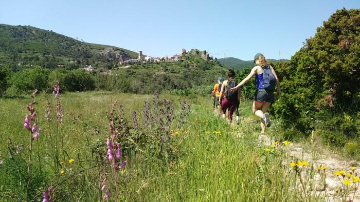 Top Ten Hikes of Los Serranos - Andilla