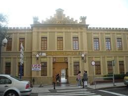 Antiguos cuarteles de la calle San Vicente, en Valencia